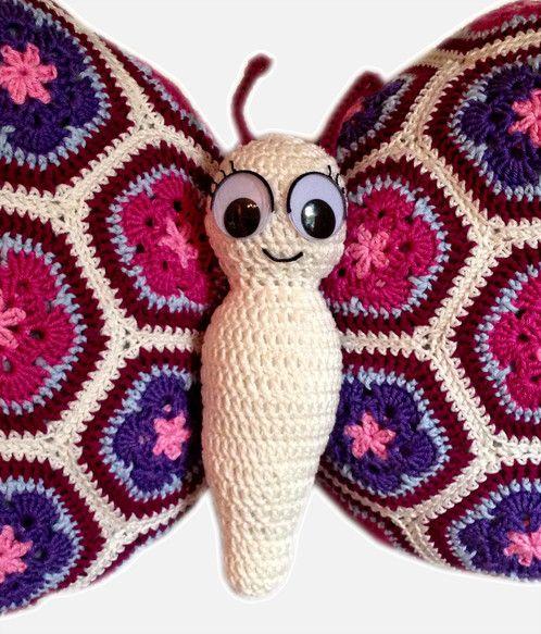 Learn Crochet Make Beautiful African Flower Crochet Pattern With