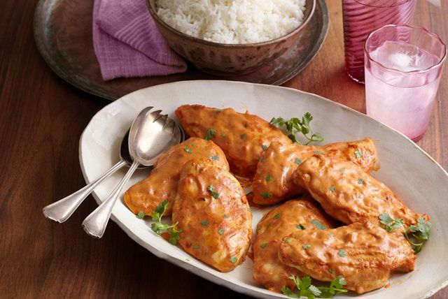 Love indian food forget takeout and make our baked butter chicken food forumfinder Images