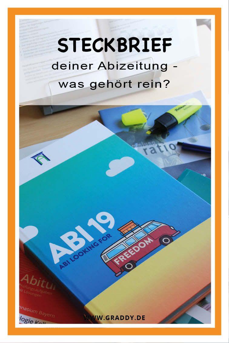Abizeitung steckbrief postfesgali: Abizeitung