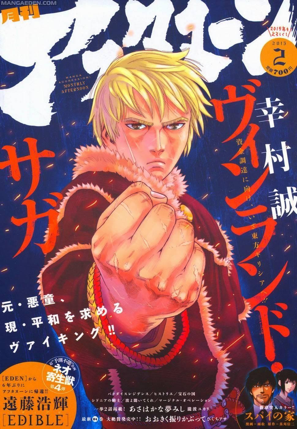 Manga Vinland Saga Chapter 111 Page 0 Thorfinn