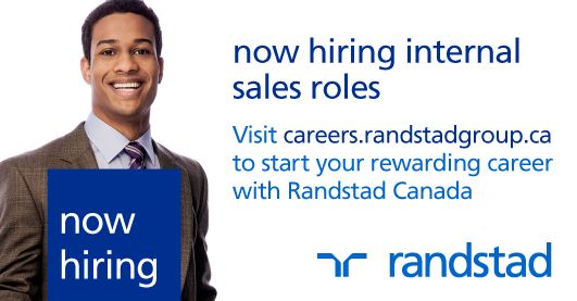 Now Hiring Internal Sales Roles Visit Http Randstad Me 1lfoznj To Start Your Rewarding Career With Randstad Canada Jobs Canada Role Job S