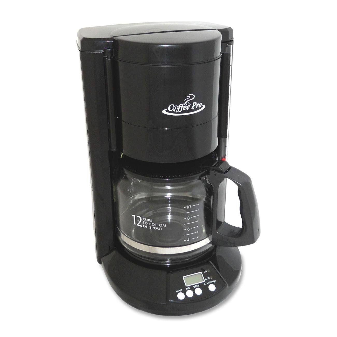 Coffee pro cfpcp333b coffee makers 10 length 10 width