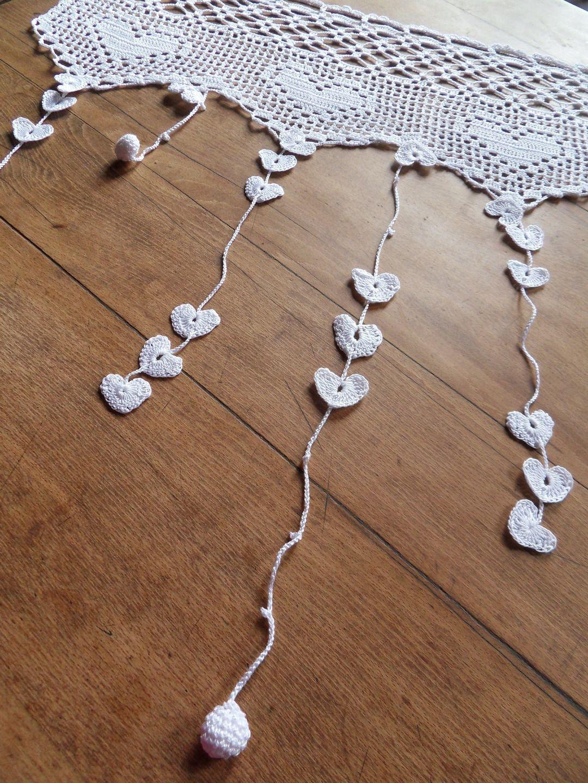 Rideau Crochet Brise Bise