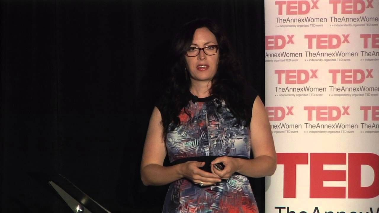 Why a bicycle is the key to your city | Yvonne Bambrick | TEDxTheAnnexWomen