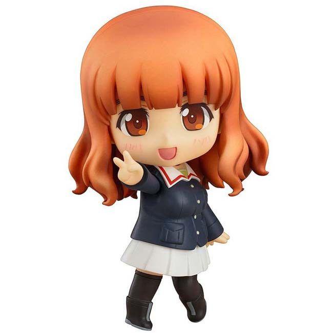 Nendoroid Girls Und Panzer Saori Takebe Model Pinterest Anime