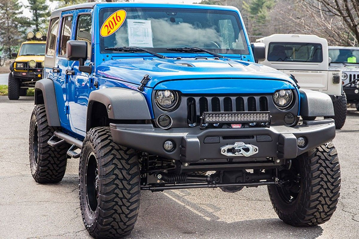 "AEV DualSport SC Suspension Lift Kit 3.5"" / 4.5"" Jeep"