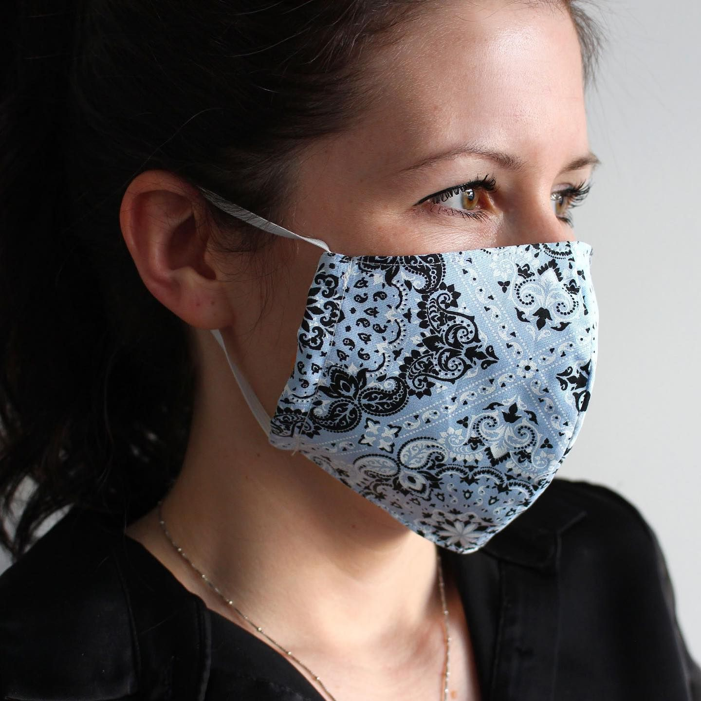 Pin On Face Coverings