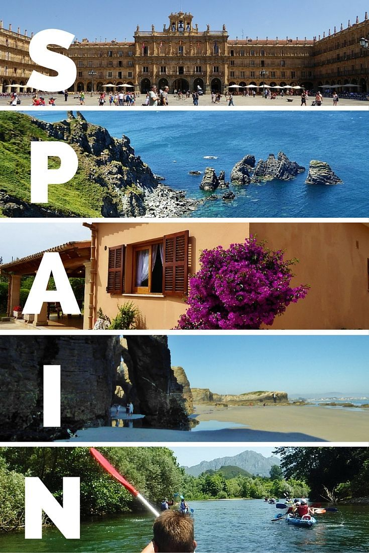 Visit Spain Things To Do What Eat And Places Stay Click Read More On Wagonersabroad