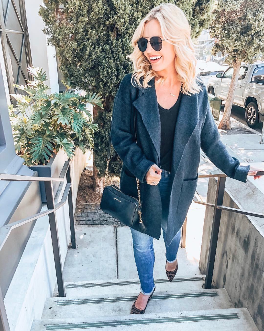 "059de0ee390 Jacqueline Lorraine on Instagram  ""Our Moonlight Sweater Coat is the  perfect coat to keep"