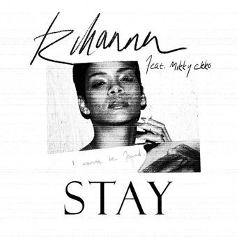 Stay Rihanna Free Piano Sheet Music And Downloadable Pdf Con
