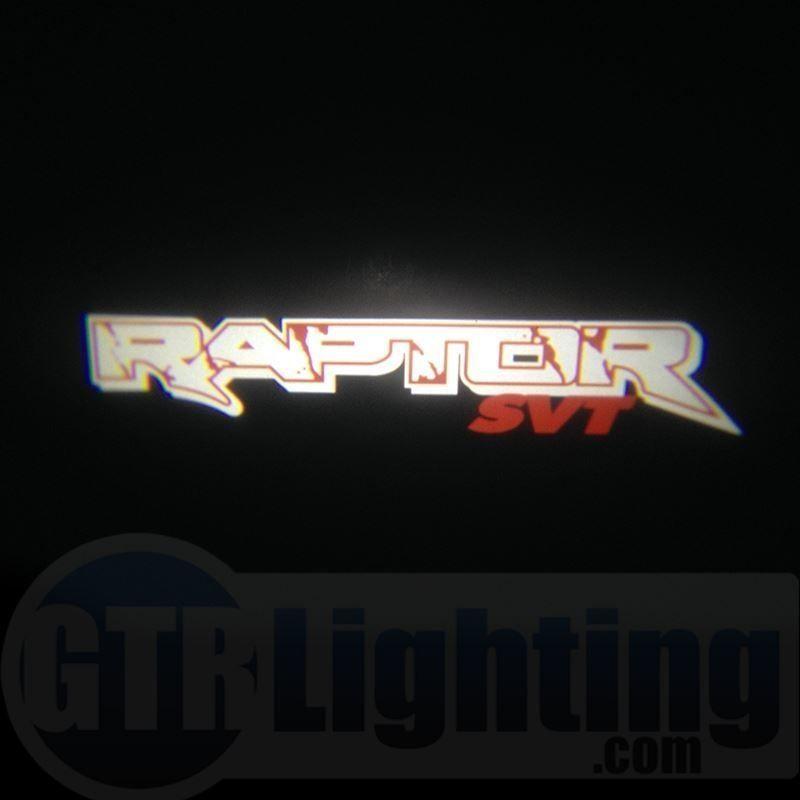 GTR Lighting LED Logo Projectors Ford Raptor Logo #47 & GTR Lighting LED Logo Projectors Ford Raptor Logo #47 | Ford ...