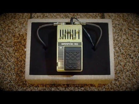 Ibanez GE10 Graphic EQ | Pedal of the Day