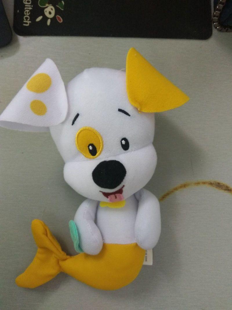 2016 original bubble guppies plush toy cartoon bubble puppy molly
