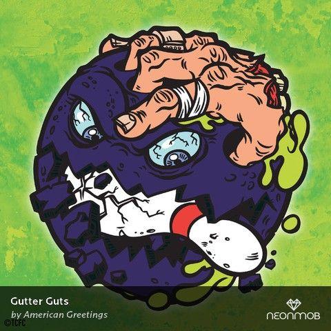 Gutter Ball Clipart Funny