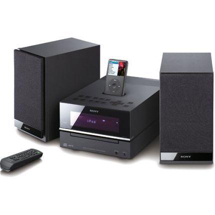 Sony Micro HiFi Shelf System Micro hi fi, Sony