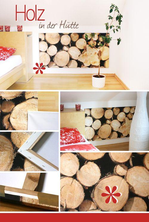 wanddeko aus keilrahmen und wandsticker ideen f r zuhause pinterest basteln diy basteln. Black Bedroom Furniture Sets. Home Design Ideas