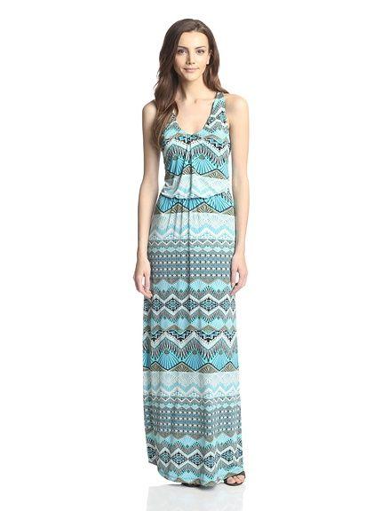 Soul Harmony Energy Women's Printed Racerback Maxi Dress, http://www.myhabit.com/redirect/ref=qd_sw_dp_pi_li?url=http%3A%2F%2Fwww.myhabit.com%2Fdp%2FB00SL2ZBH6%3F