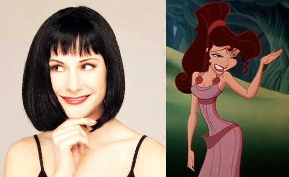 Susan Egan [as Megara] - Hercules (With images) | Susan egan ...