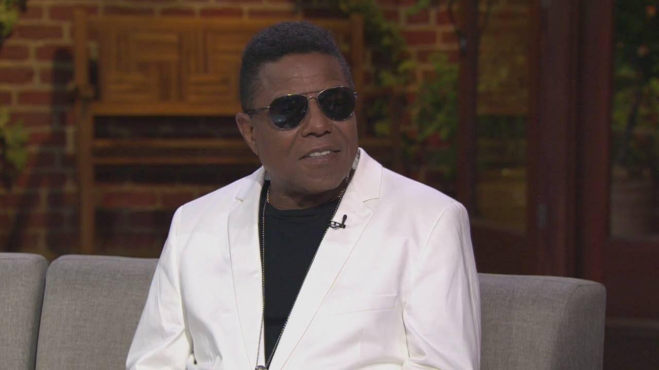Platinum Artist Tito Jackson stops by #ConversationsLIVE
