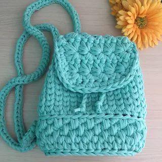 Как связать маленький рюкзак pikolinos купить рюкзак