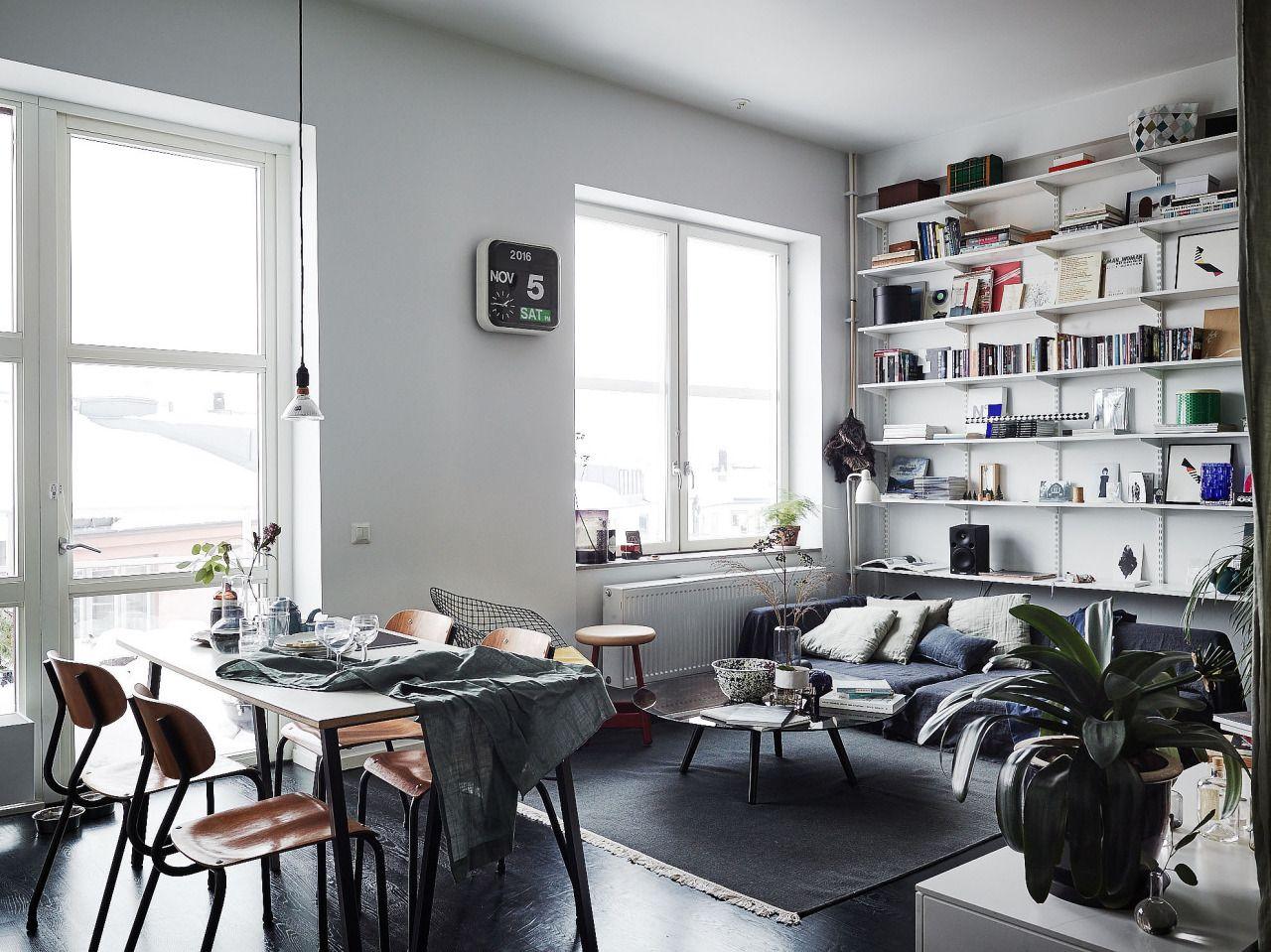 Scandinavian Apartment Follow Gravity Home Blog
