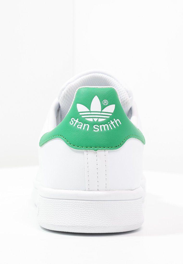248afd121e4d adidas Originals STAN SMITH - Zapatillas - white green - Zalando.es ...