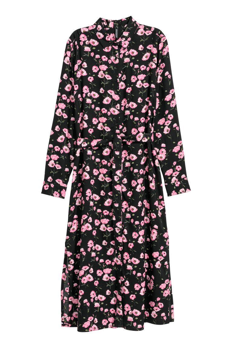 8fa3f0474e3b Skjortklänning i 2019 | MODA | Dresses, Dress skirt och Shirt Dress