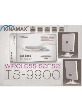Ασύρματη Συσκευή Ενίσχυσης Σήματος, KINAMAX WIRELESS-SENSE TS-9900
