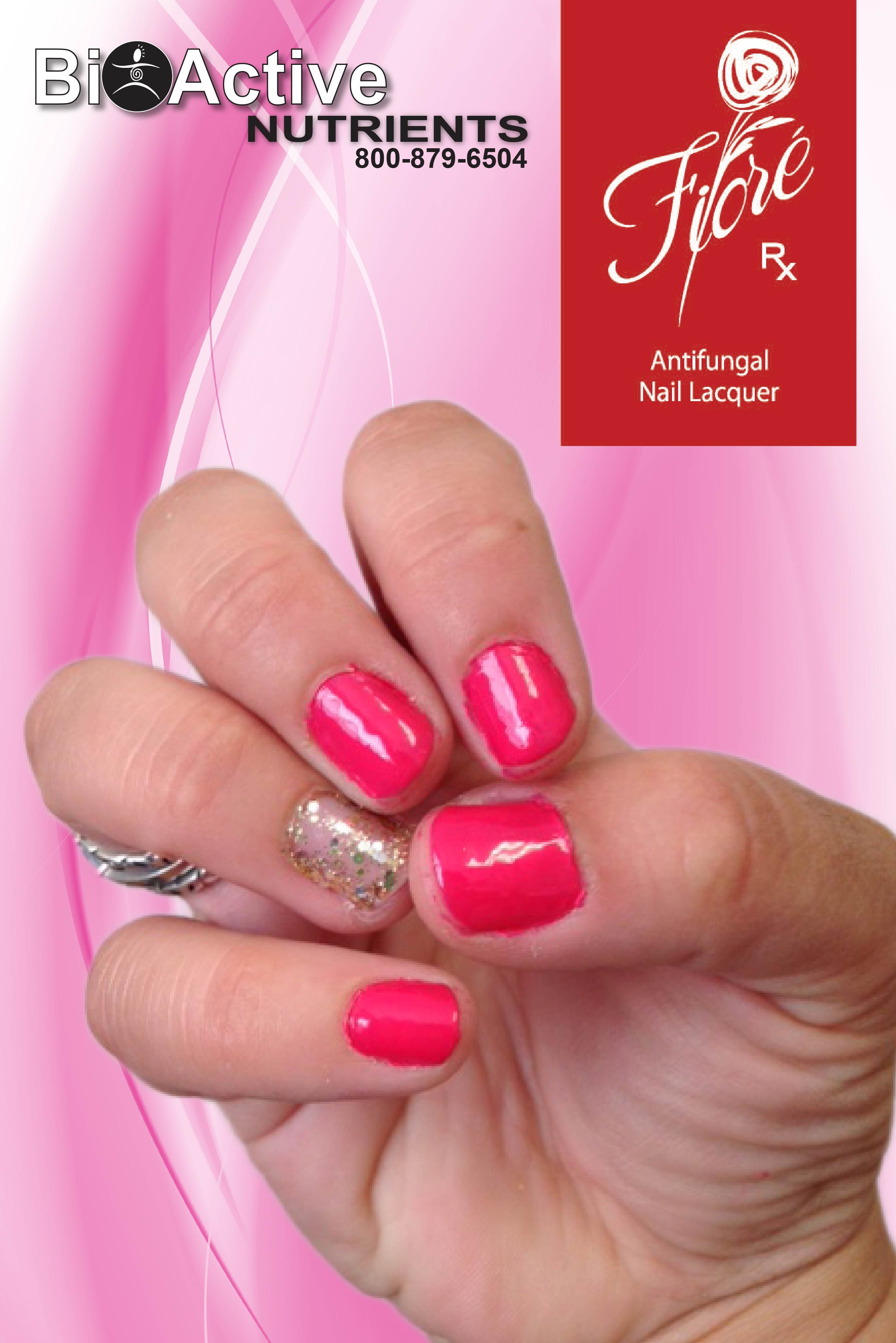 FioreRx antifungal nail lacquer in Coral Sorbet. 25% off at ...