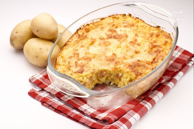 Gateau Di Patate Ricetta Cucina Secondi Patate Piatti E Verdure