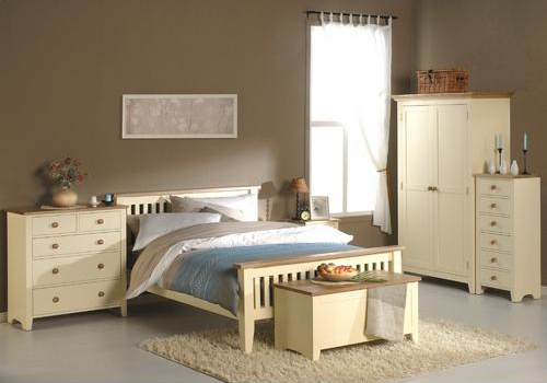 The New England Ivory Collection Features Stunning 39 Modern Shaker 39 Style Bedroom Furniture In An