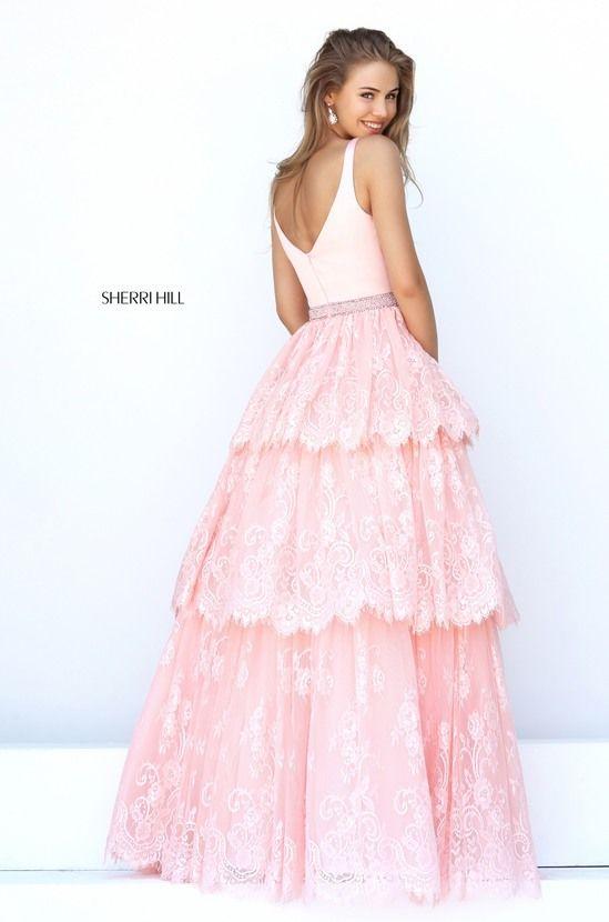 ed536a84c52b 50844 - SHERRI HILL | prom | Prom dresses, Prom dress couture, Designer prom  dresses