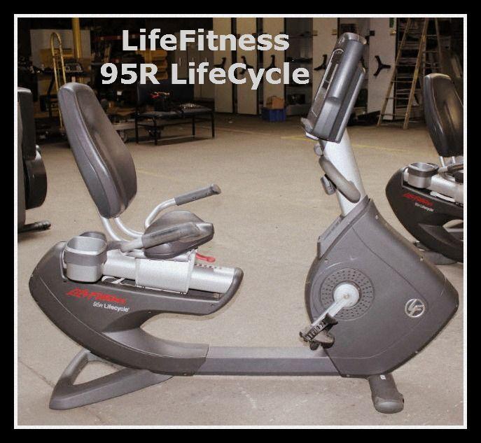 LifeFitness 95R Lifecycle