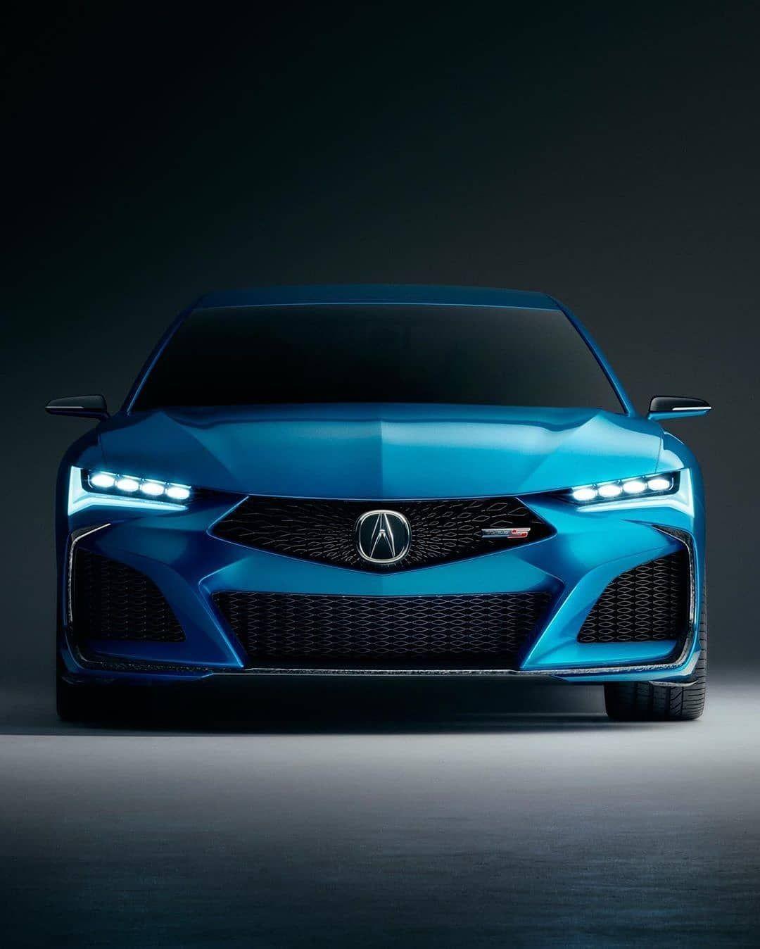 Acura Type S Future Car Concept . . #acura #life