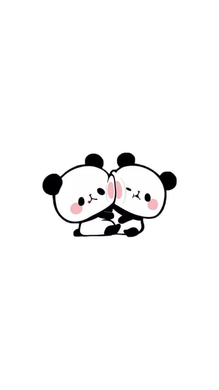 Pin By Aldu Ramiirez On Panda Cute Panda Wallpaper Cute Cartoon Wallpapers Panda Wallpapers