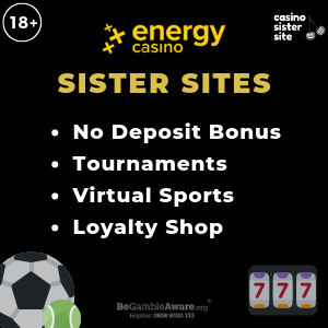 Energy Casino Sister Sites Similar Sites With Free Spins With