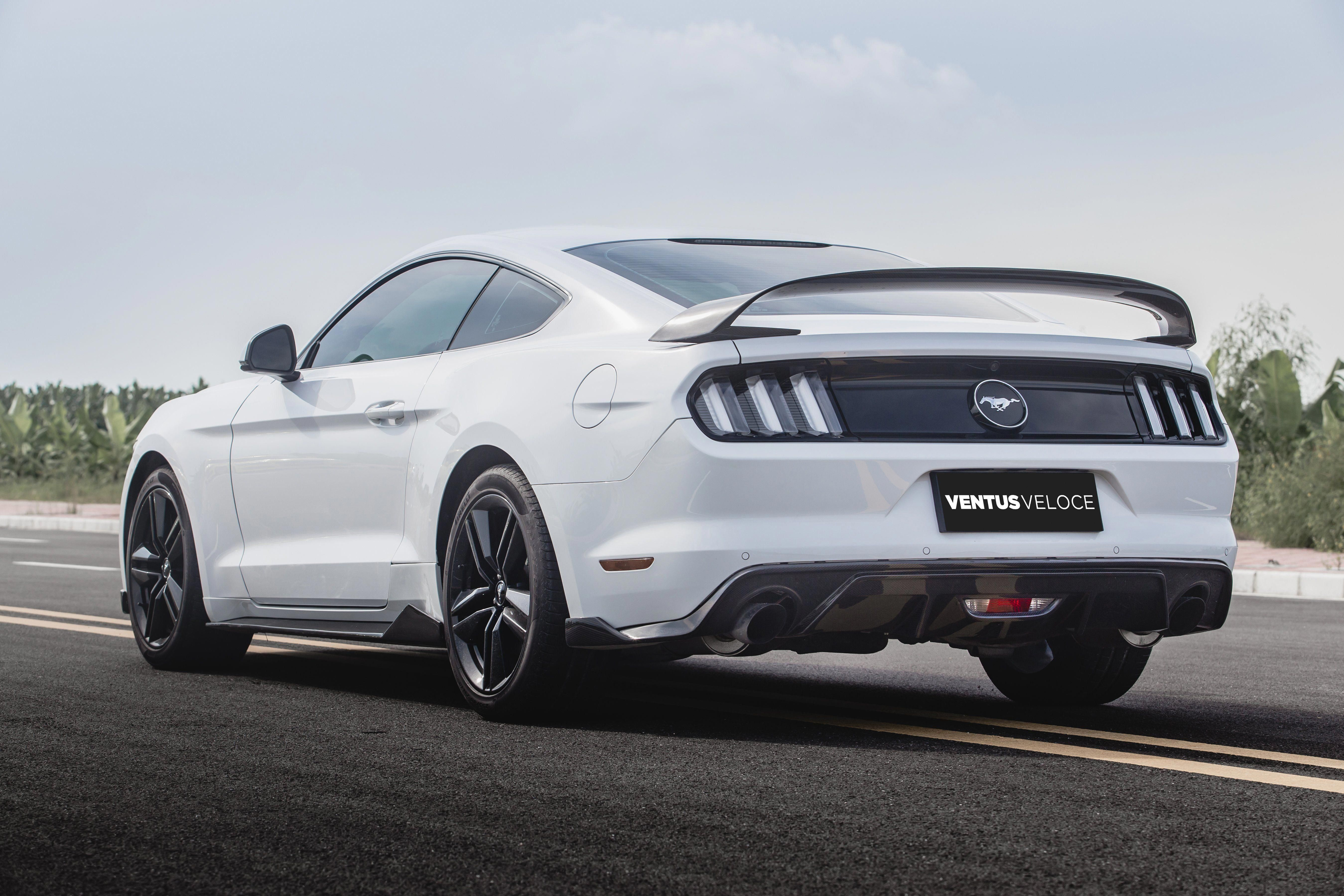 2016 2017 Ford Mustang Gt350 Style Spoiler 2017 Ford Mustang