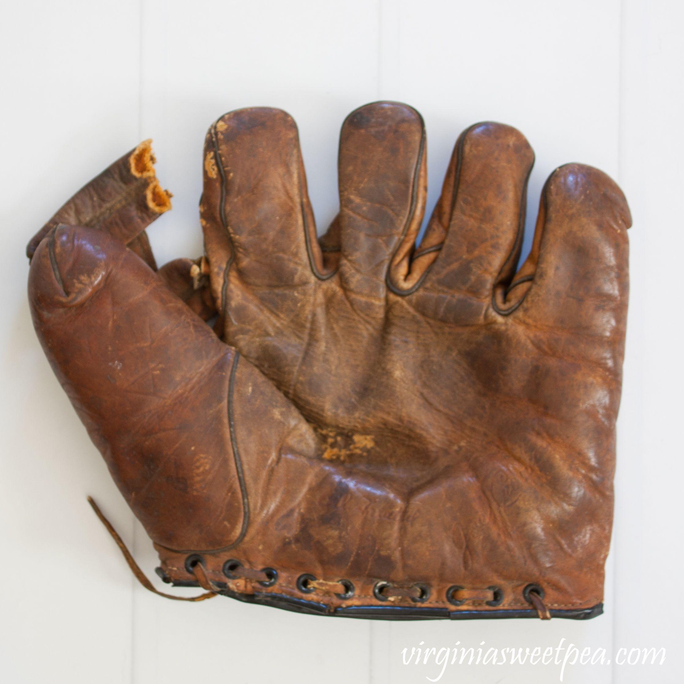 Investigating Vintage Baseball Gloves Vintage Baseball Gloves Baseball Glove Vintage Baseball