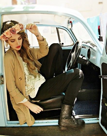 Follow the road that leads to Life... (by Nadja Seale) http://lookbook.nu/look/4067760-Follow-the-road-that-leads-to-Life