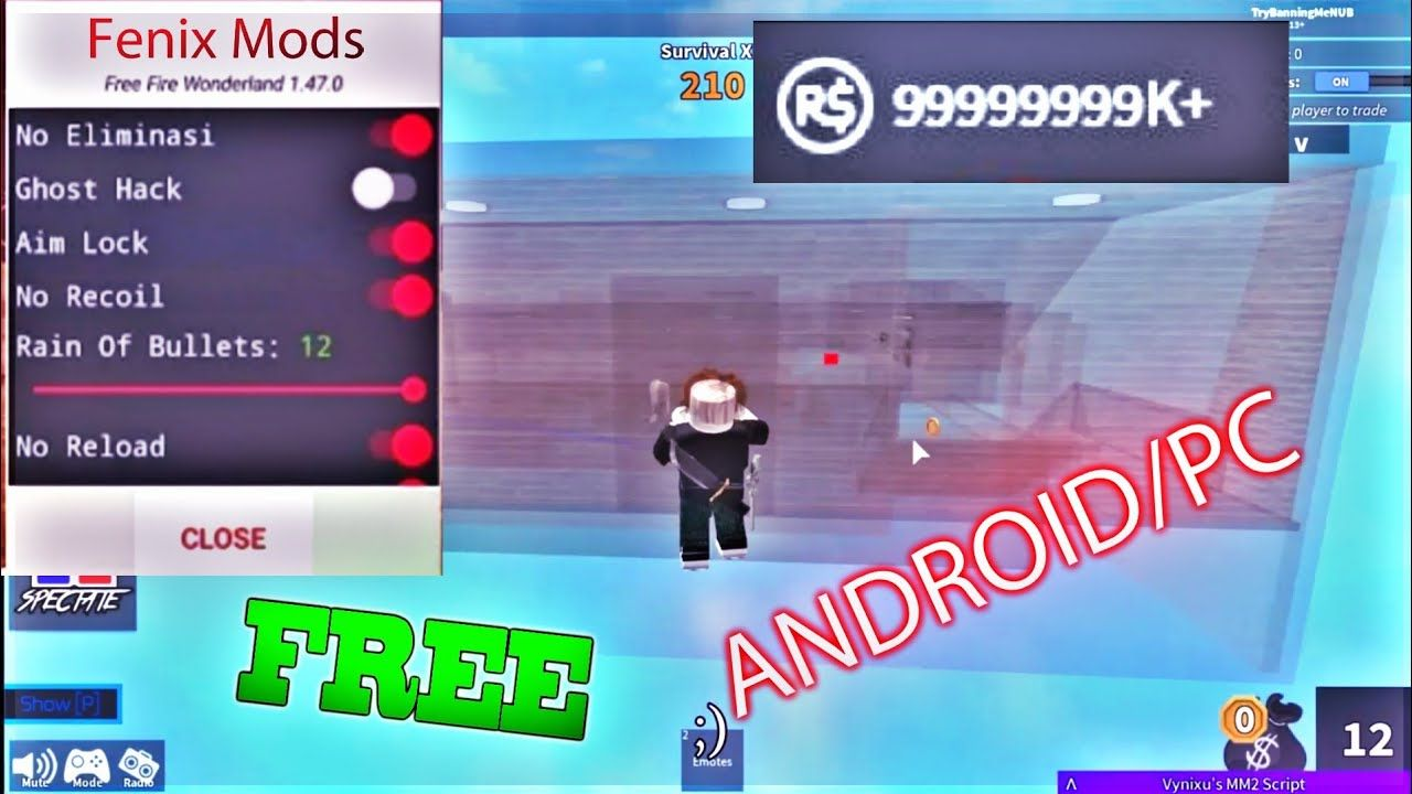 Free robux generator for android ios pc and xbox in 2020