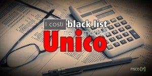 Costi black list