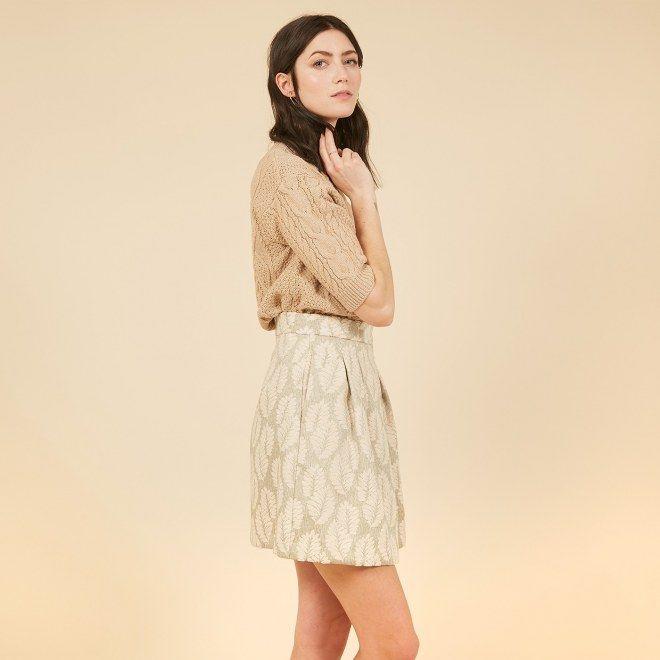 Une jupe please, pour fêter le printemps !