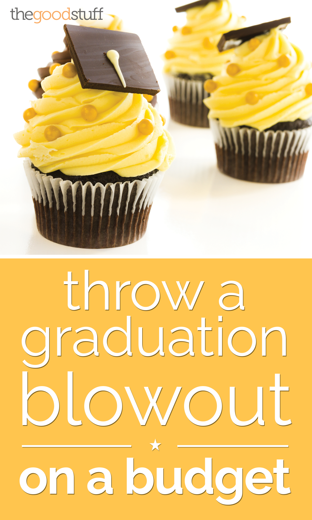 Pleasant Throw A Graduation Party Blowout On A Budget Graduation Home Interior And Landscaping Sapresignezvosmurscom