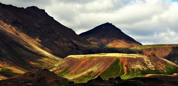 IJsland zonder ijs. Door communitylid DickHuijer - NG FotoCommunity ©