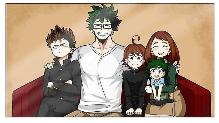 Семья... | Аниме Amino Amino | 423x750