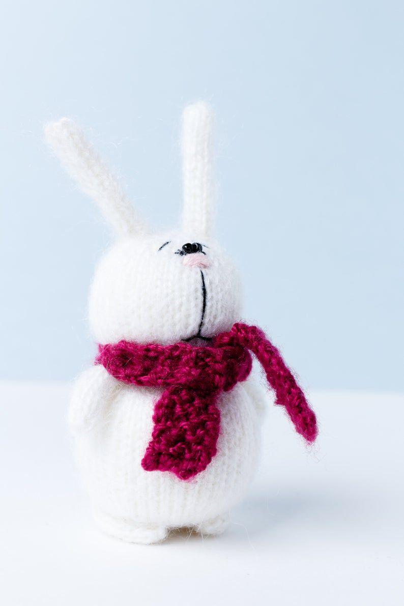 Amigurumi Reindeer ornament pattern   Crochet bunny, Crochet ...   1191x794