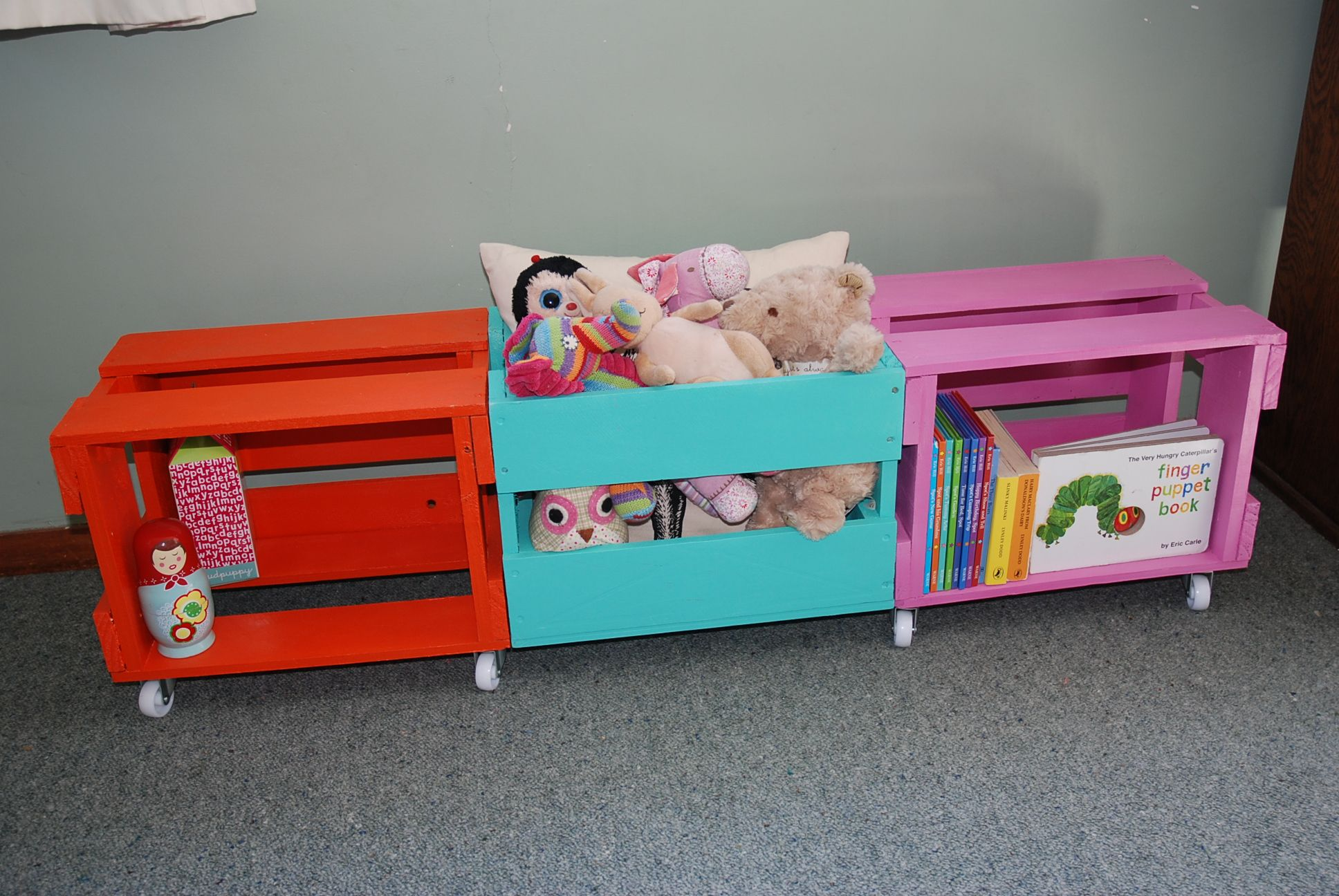New Life To Beer Crates Beer Crate Kids Room Diy Furniture