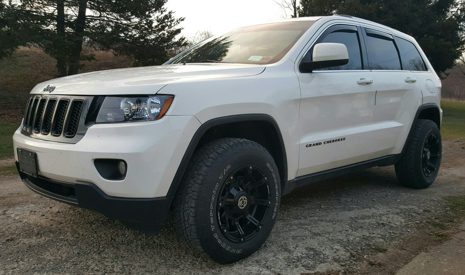My 2012 Jeep Grand Cherokee Laredo Jeep Grand Cherokee Laredo