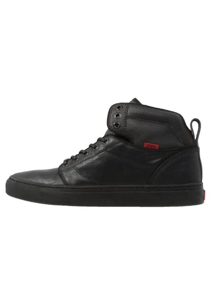 c6e25cc63813e Vans  ALOMAR  Sneaker  high  bomber  black black für  Herren ...