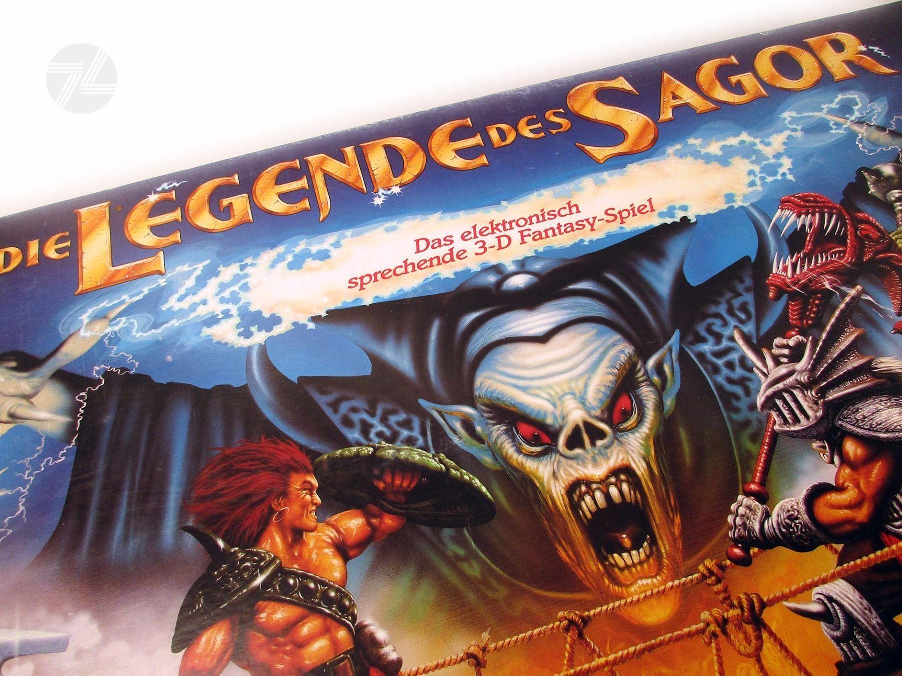 Die Legende Des Sagor